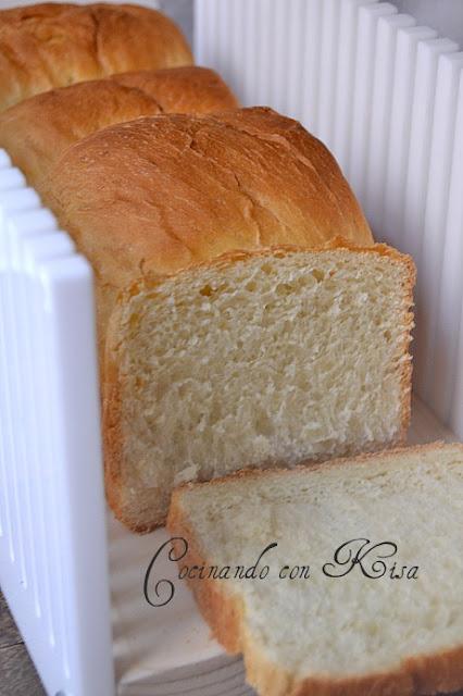 Cocinando con kisa pan de leche de molde kitchenaid y for Pane con kitchenaid