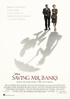 Saving Mr Banks movie poster malaysia