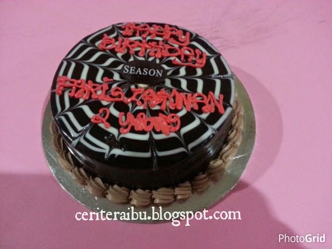 Happy Birthday Abg Faris Zakwan!!