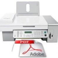Opciones diferentes y programas para convertir documentos a pdf