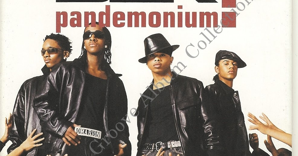 Urban Groove Album Collection: B2K - Pandemonium! (2003) R ... B2k
