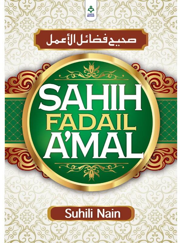 Sahih Fadail A'mal