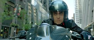 Dhoom 3 filmi fragmanı görücüye çıktı.