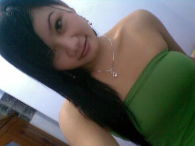 cewek ngentot baju hijau