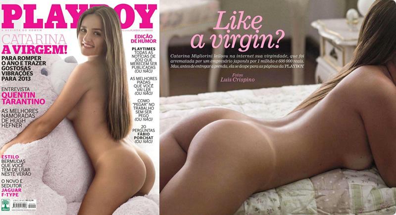 Playboy Janeiro – Catarina Migliorini