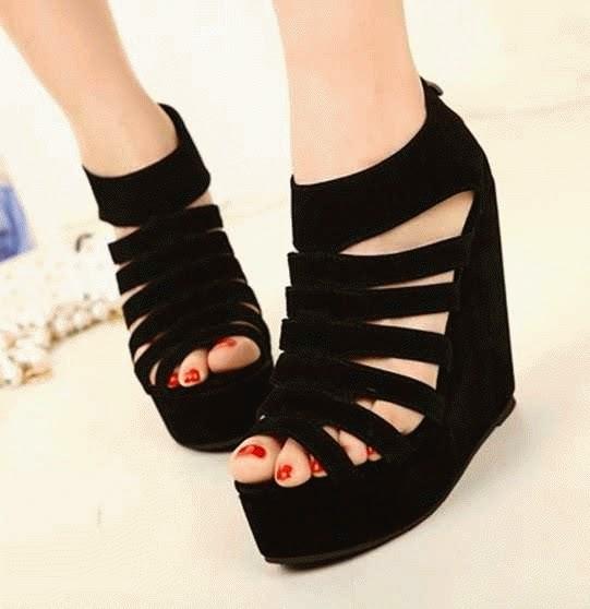 sepatu-wedges