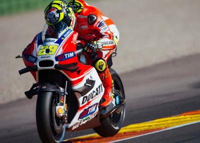 Ducati Ingin Semua Sirkuit MotoGP Lurus Saja Tanpa Tikungan?