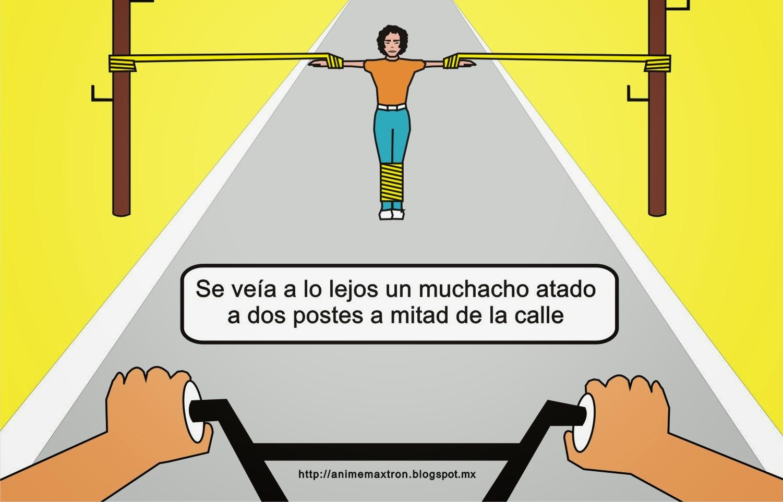 Unidad MÁXTRON historieta cómica 0005 http://animemaxtron.blogspot.mx