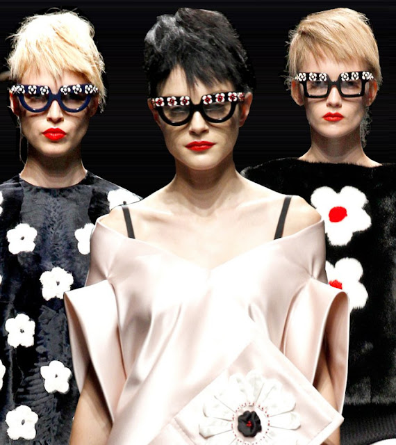 Prada sunglasses 2013
