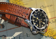 Tim's Awesome Vintage Rolex Sub on 1964 Swiss Ammo strap