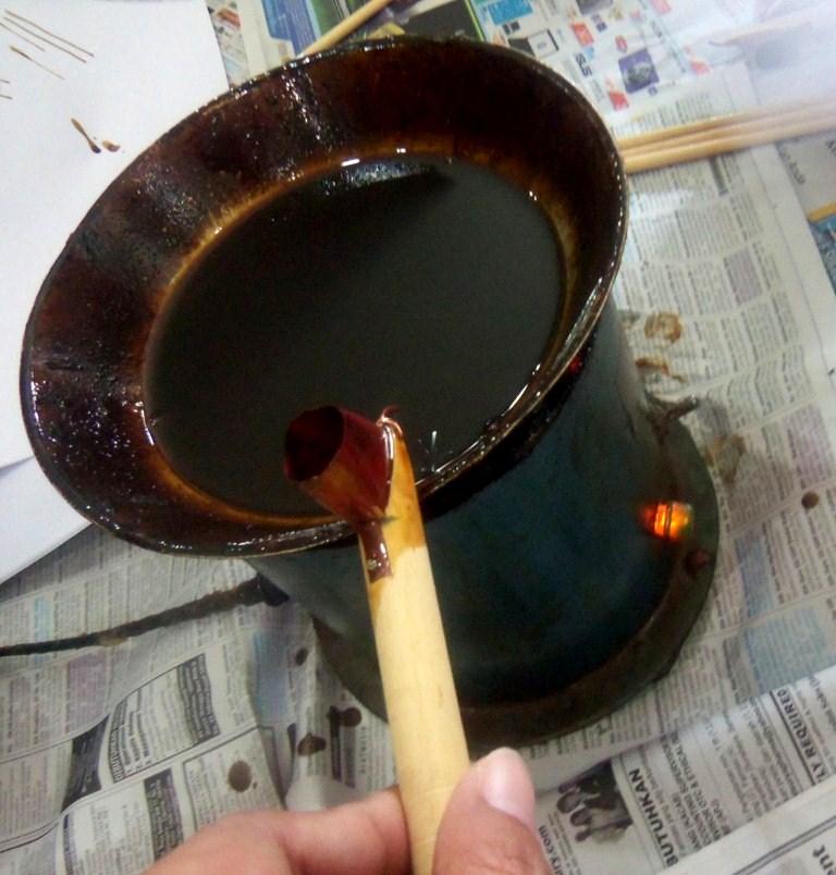 Hasil gambar untuk wajan batik