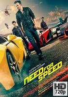 Need for Speed (2014) BRrip 720p Latino-Ingles
