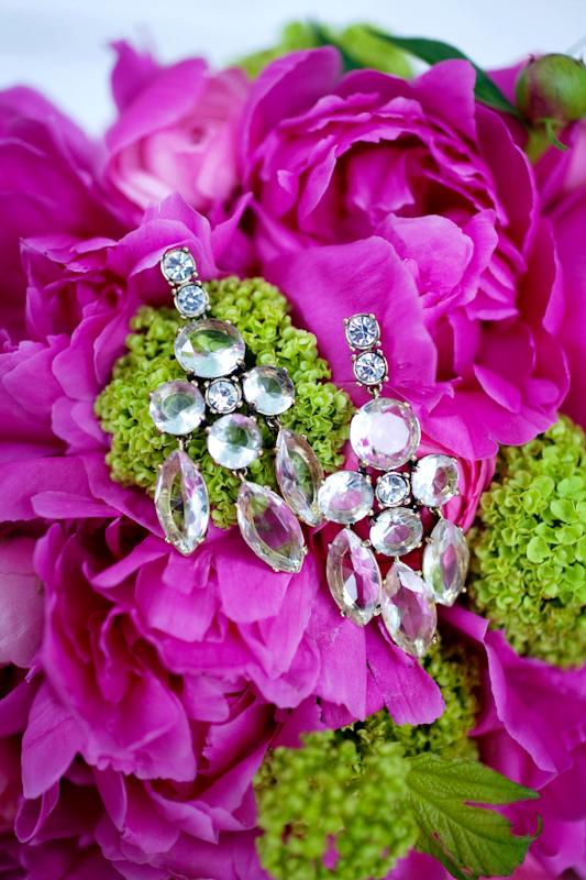 Wedding Peony Bridal Bouquet