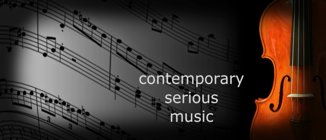Contemporary Serious Music
