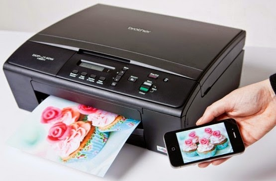Install Driver Printer Brother Dcp J140w