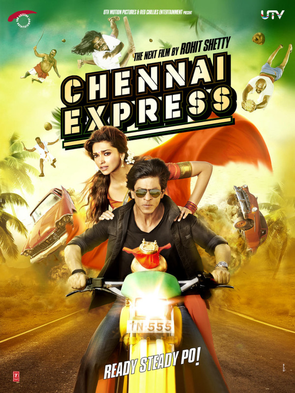 Watch Chennai Express (2013) BluRay HD 1080p,720p Rip With DTS DDR Rip Hindi Full Movie Watch Online For Free Download