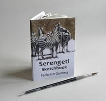 Serengeti Sketchbook