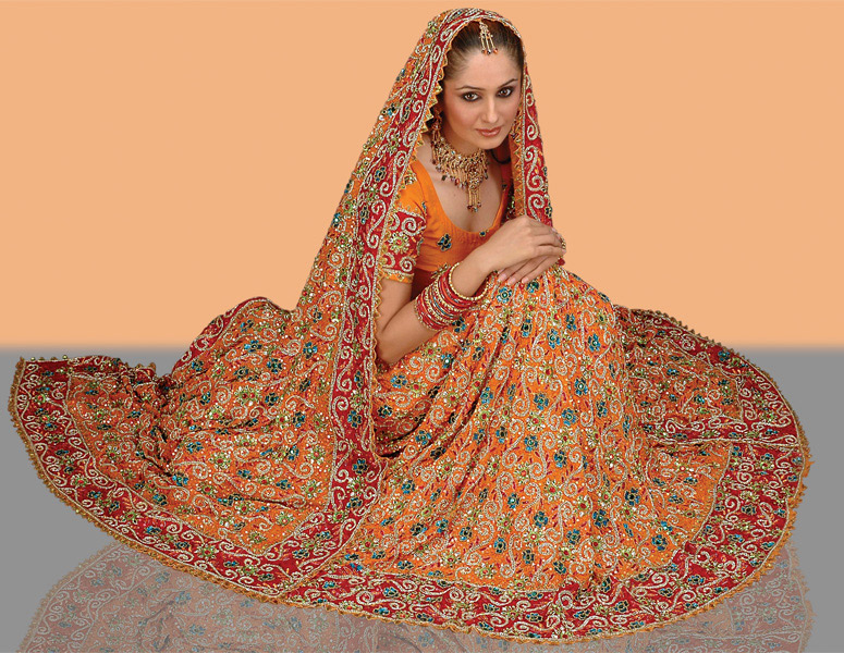 indian pakistani bridal dress beautiful wedding bridal bride dress