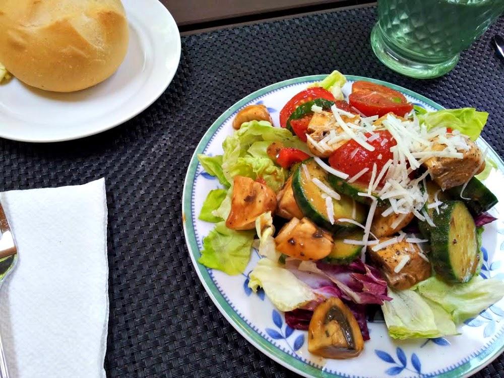 Summer Italian Salad Recipe
