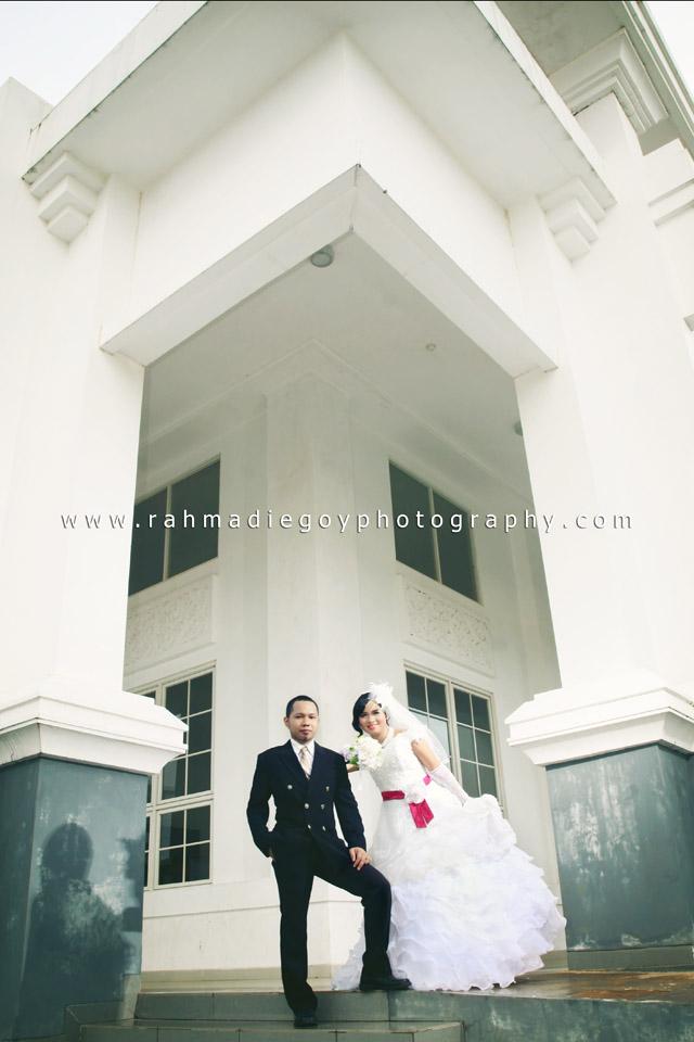 foto Prewedding Agus & Dewi 2