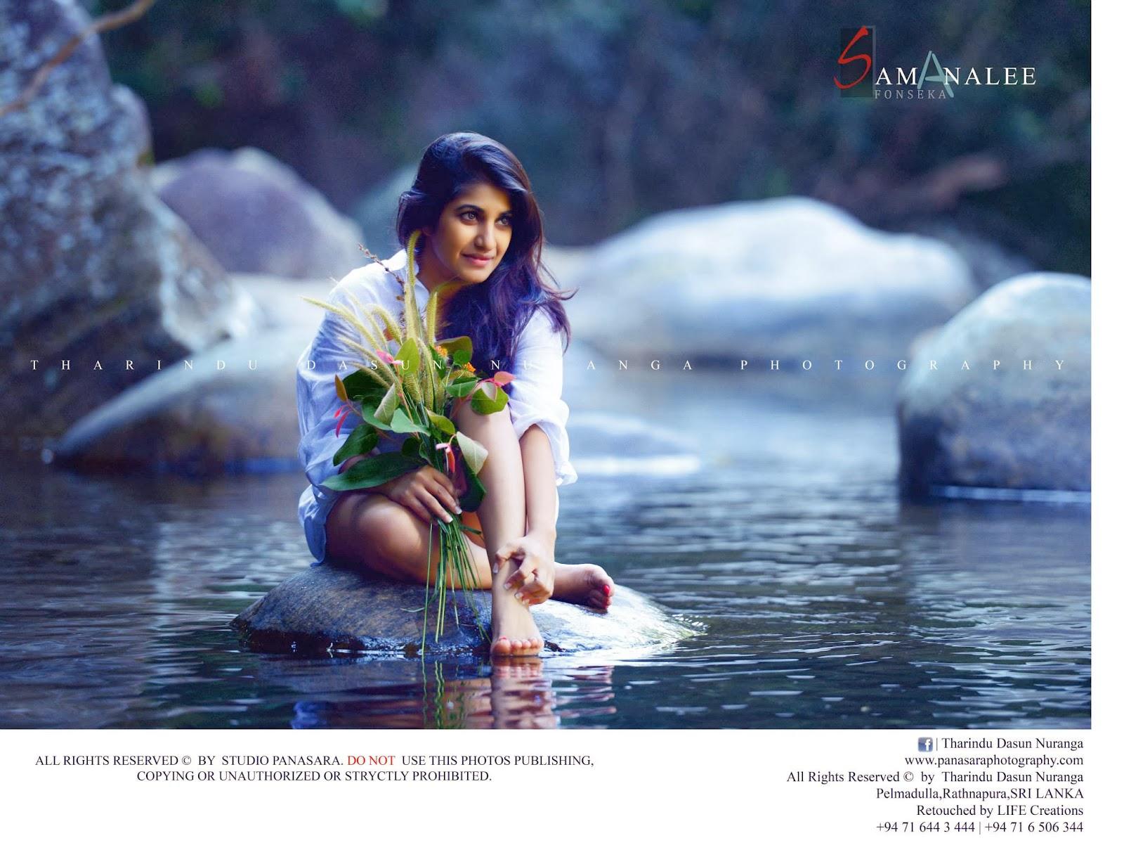 Samanali Fonseka water