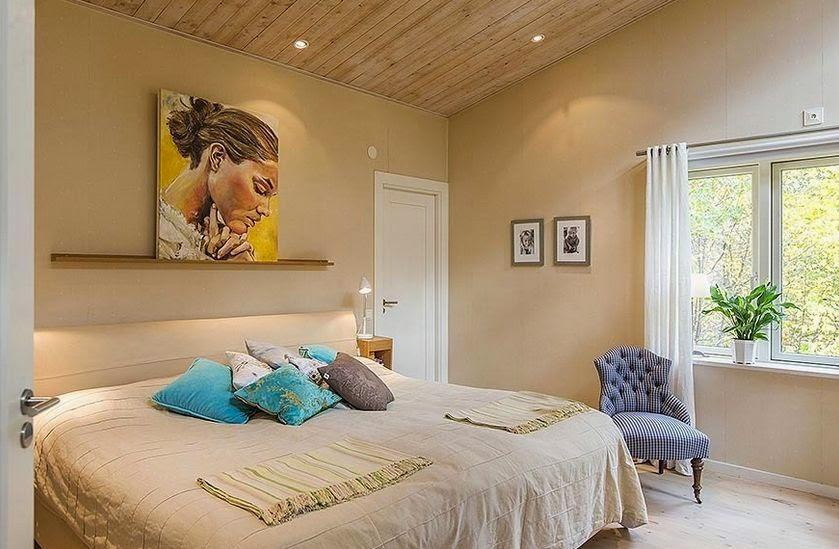 Warna cat yang cocok untuk kamar tidur