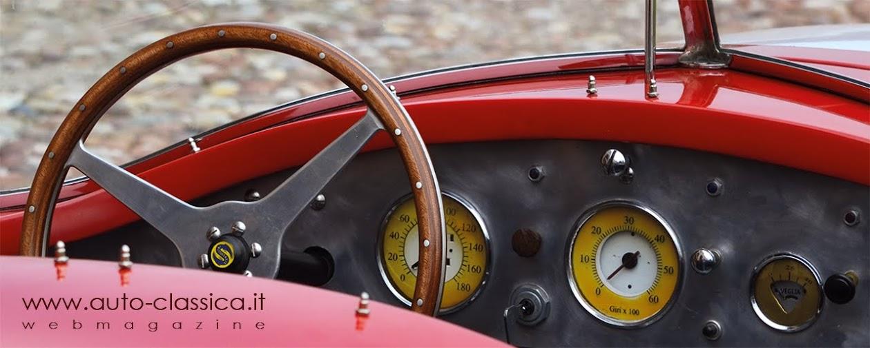 Auto Classica - il primo magazine online dedicato alle auto d'epoca