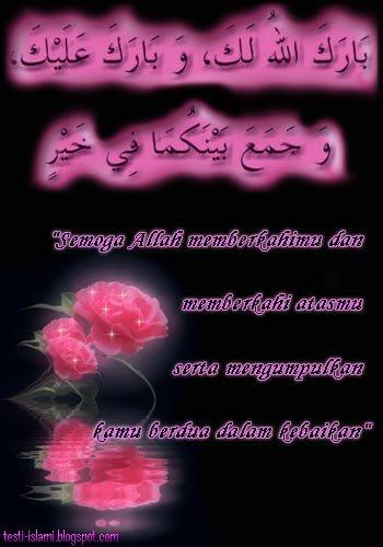 Ucapan pernikahan islami multi info newhairstylesformen2014 com