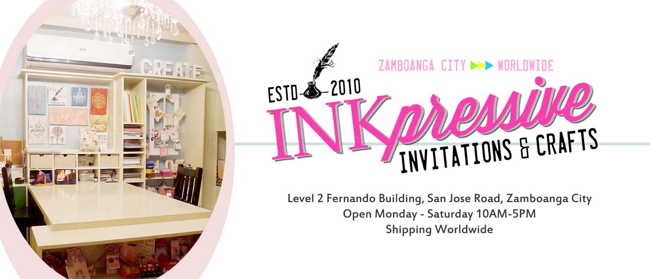 INKPRESSIVE INVITATIONS
