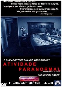 Atividade Paranormal Torrent Dual Audio