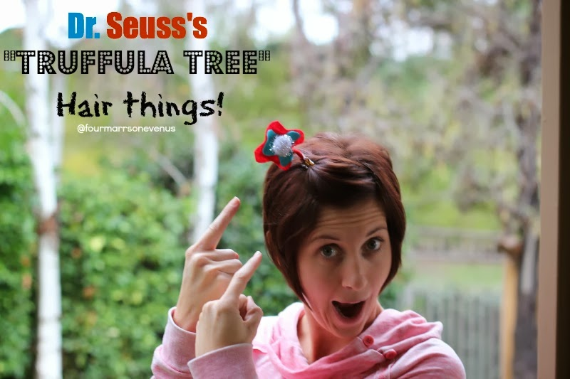 Dr. Seuss Truffula Tree Hair Things