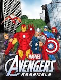 Assistir Desenho Avengers Assemble Dublado/Legendado Online