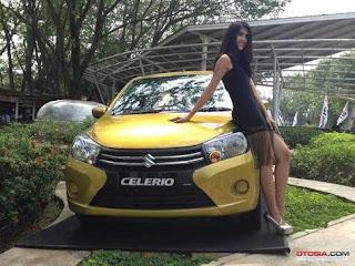 Suzuki Celerio CVT