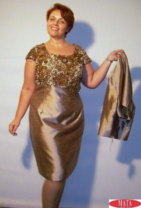 Vestidos ceremonia talla 54