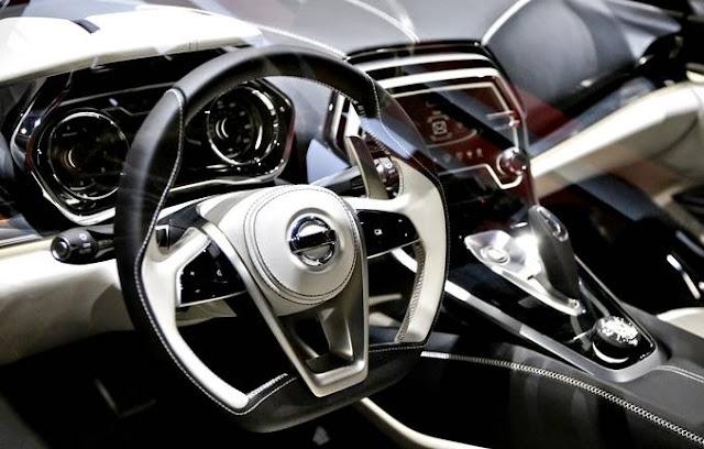 2016 Nissan Silvia Interior