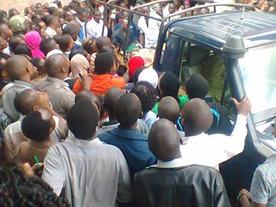 Mwanafunzi wa chuo cha CBE mkoani Dodoma aliejulikana kwa jina la