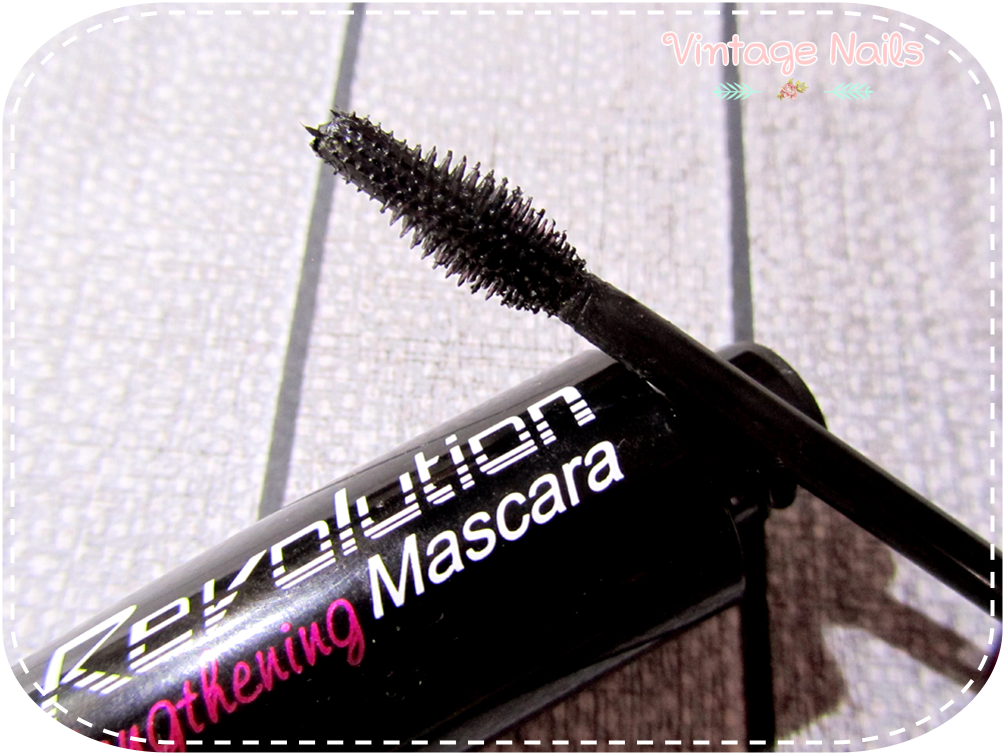 flormar, mascara, rimmel, revolution lengthening mascara, review, swatch