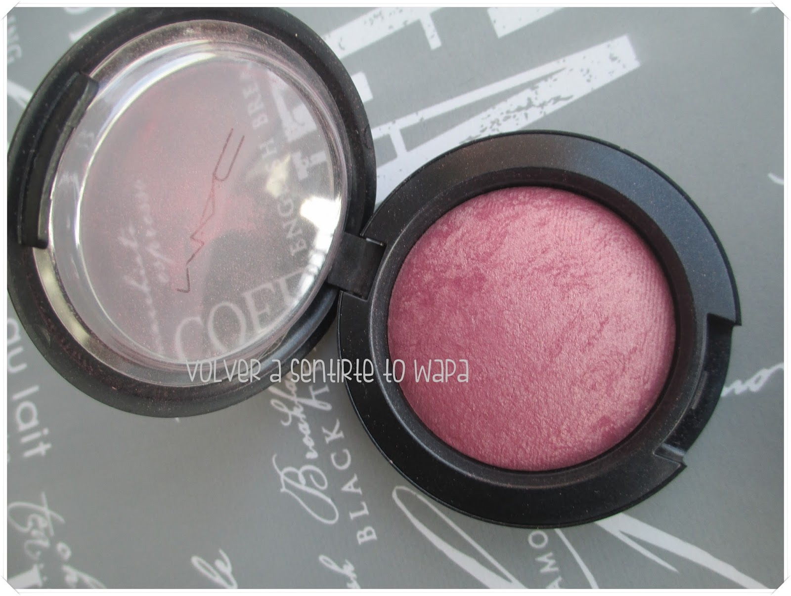 Colorete Gentle de MAC