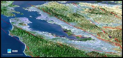 Силиконовая долина из космоса (Silicon Valley from space)