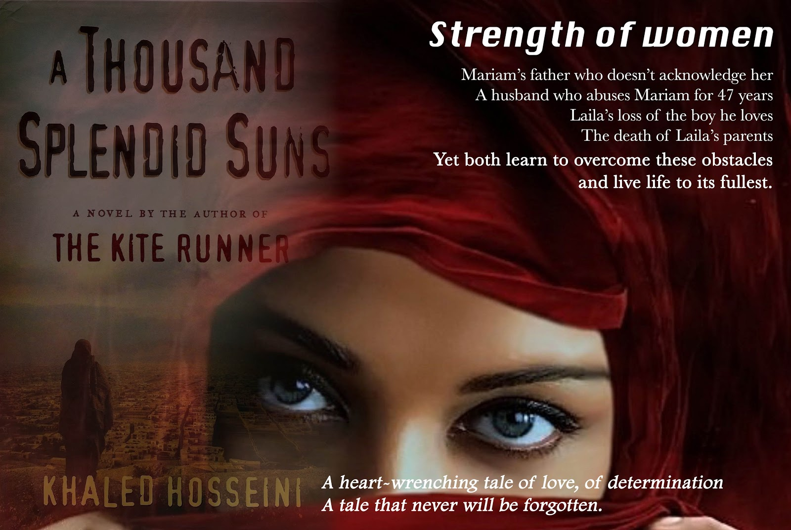 a comparison of the movie osama and the novel a thousand splendid suns Find helpful customer reviews and review ratings for a thousand splendid suns at amazon the novel with a stacked epilogue movie osama a thousand splendid.