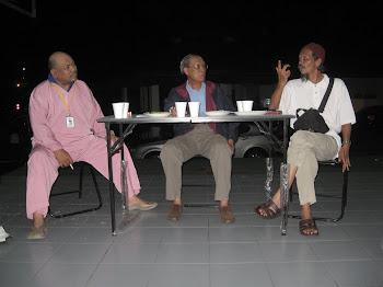 Keaktifan Majlis Teater Negeri (MTN) Johor