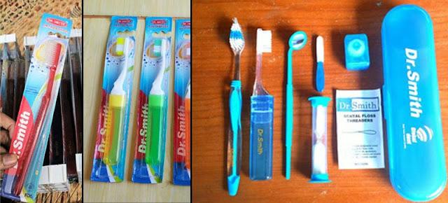Harga sikat gigi khusus behel dan perawatan behel