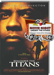 the movie remember the titans brings up the issue of racism in sports