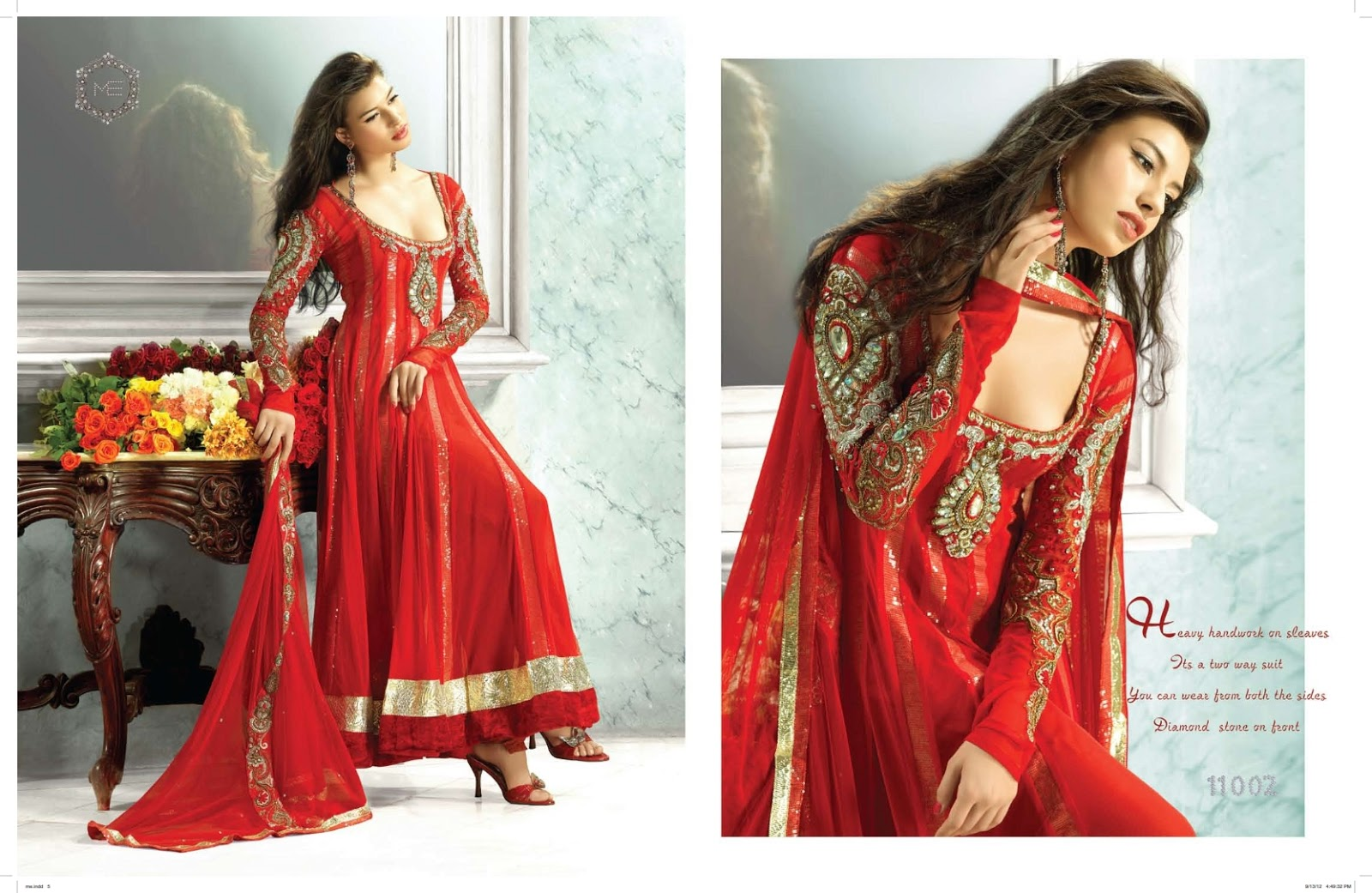 Online wholesale Pakistani concept anarkali suits & salwar kameez ...