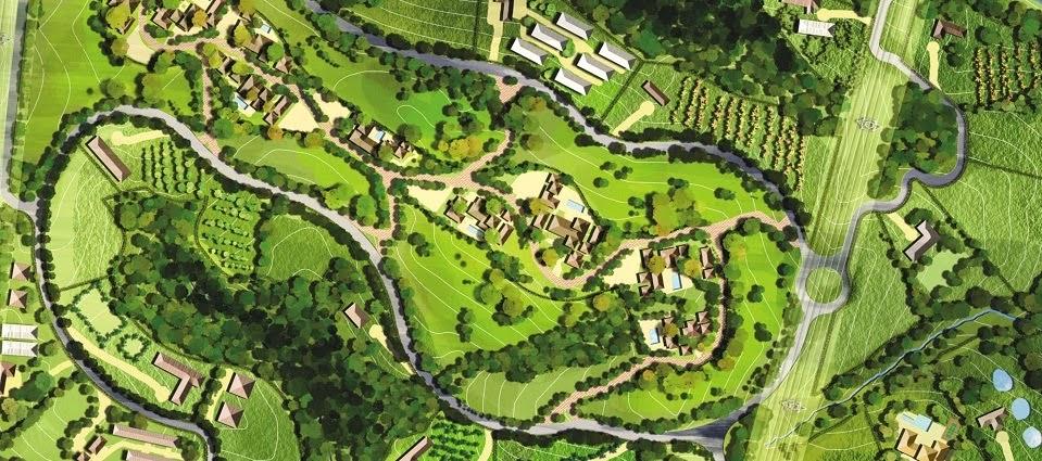 Estudo de planejamento territorial desenvolvido pela Comurb.