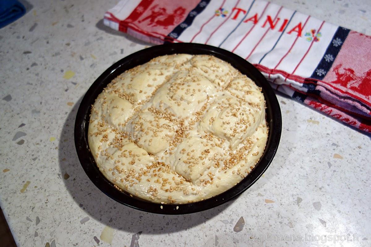 Белый хлеб: приготовление