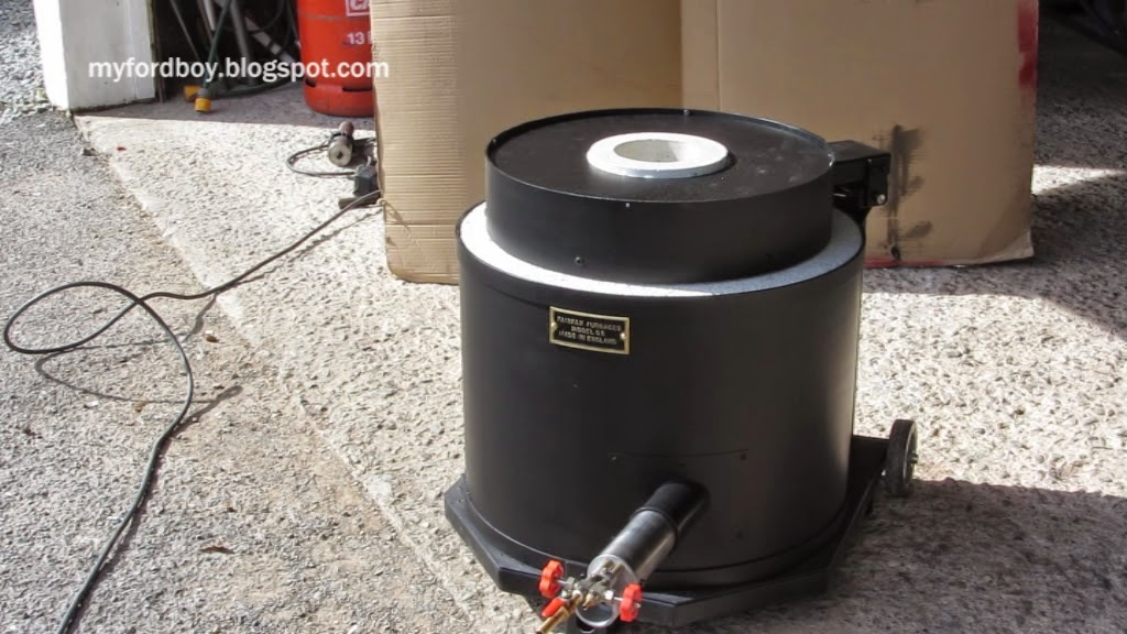 Myfordboy blog and online resources development for Heater that burns used motor oil