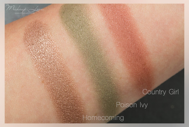 amu eotd look makeup geek homecoming poison ivy swatches