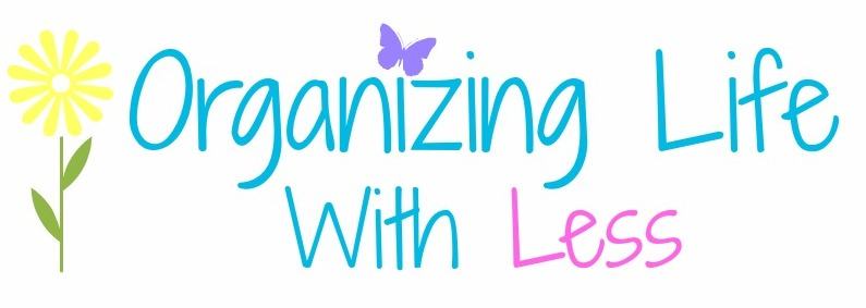 Organizing Life with Less