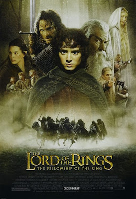Watch The Lord of the Rings: The Fellowship of the Ring 2001 BRRip Hollywood Movie Online | The Lord of the Rings: The Fellowship of the Ring 2001 Hollywood Movie Poster
